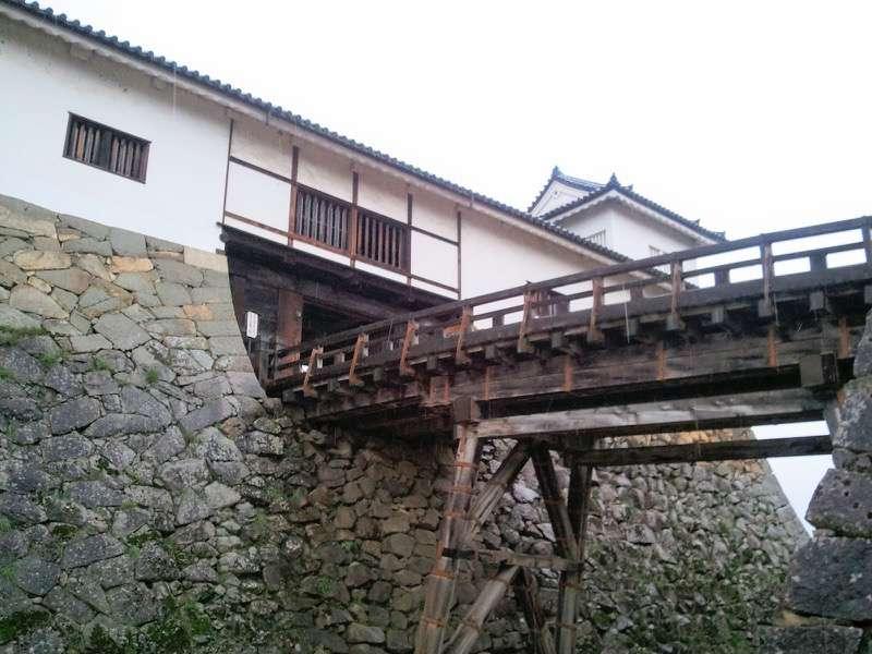彦根城 天秤櫓1