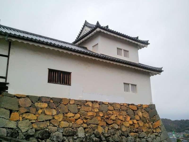 彦根城 天秤櫓2
