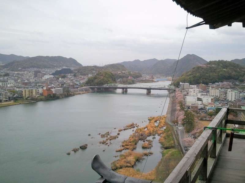 犬山城 望楼よりの眺め4
