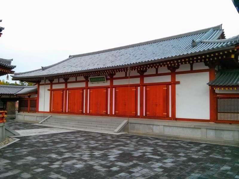 薬師寺 大唐西域壁画殿
