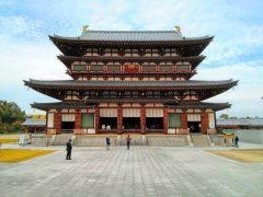 薬師寺-金堂