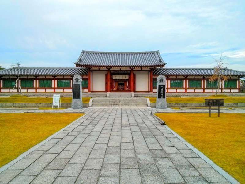 薬師寺 玄奘三蔵院1
