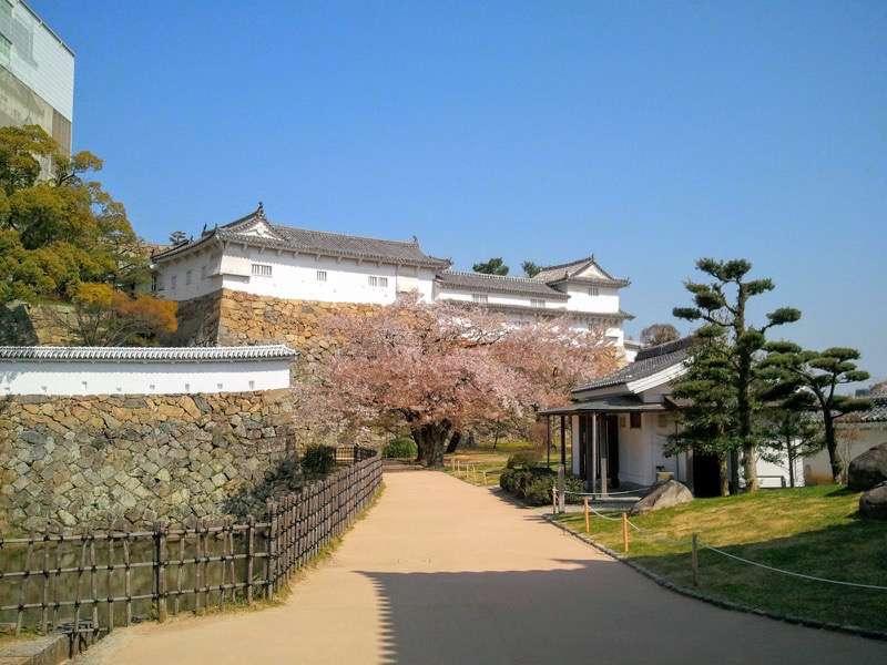 姫路城 菱の門いの門の間3