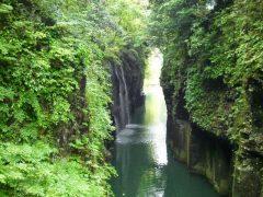 高千穂峡-真名井の滝