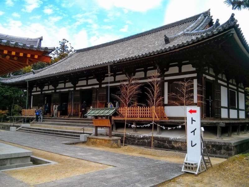 薬師寺 東院堂2