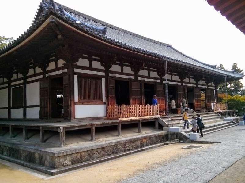 薬師寺 東院堂1