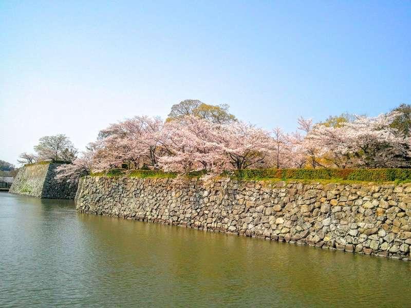 姫路城 お堀3