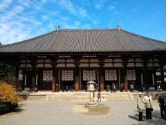 唐招提寺-金堂