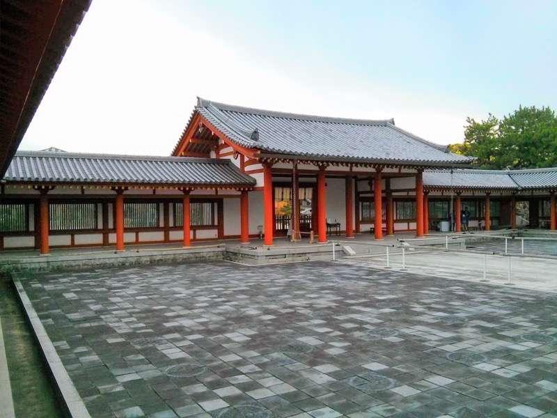 薬師寺 玄奘三蔵院3