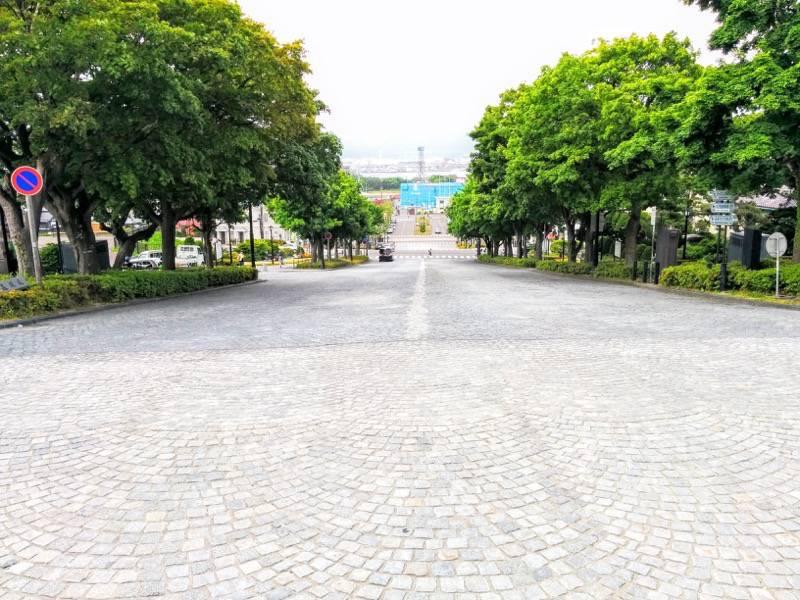 函館元町エリア 基坂6