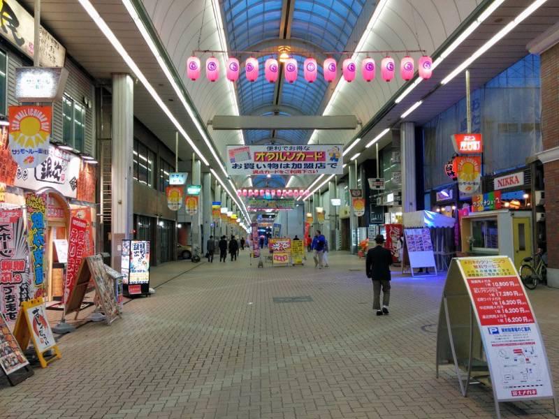 小樽 サンモール一番街2