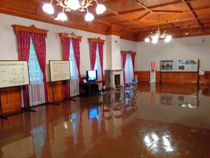 旧函館区公会堂 1F大食堂1