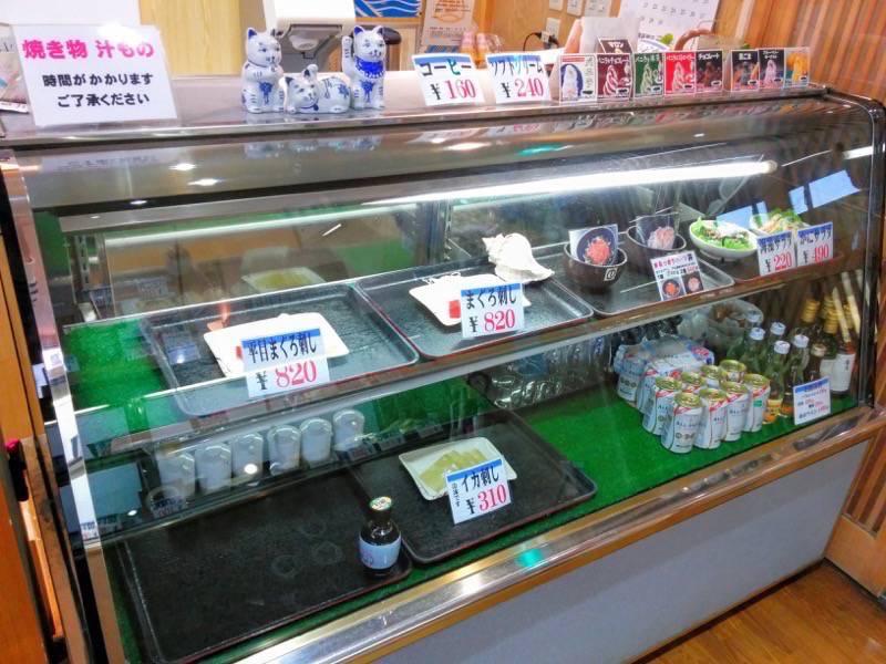 柿崎商店 メニュー2