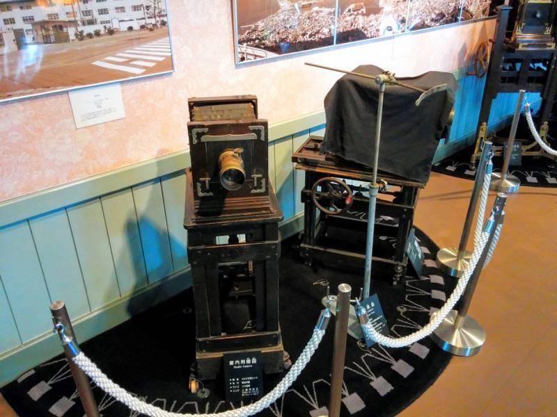 旧函館支庁庁舎 2F函館市写真歴史館8