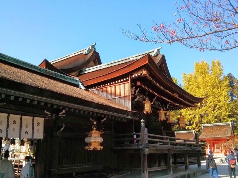 北野天満宮 社殿4