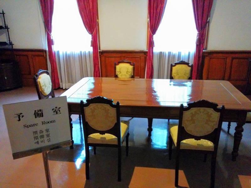 旧函館区公会堂 1F予備室1