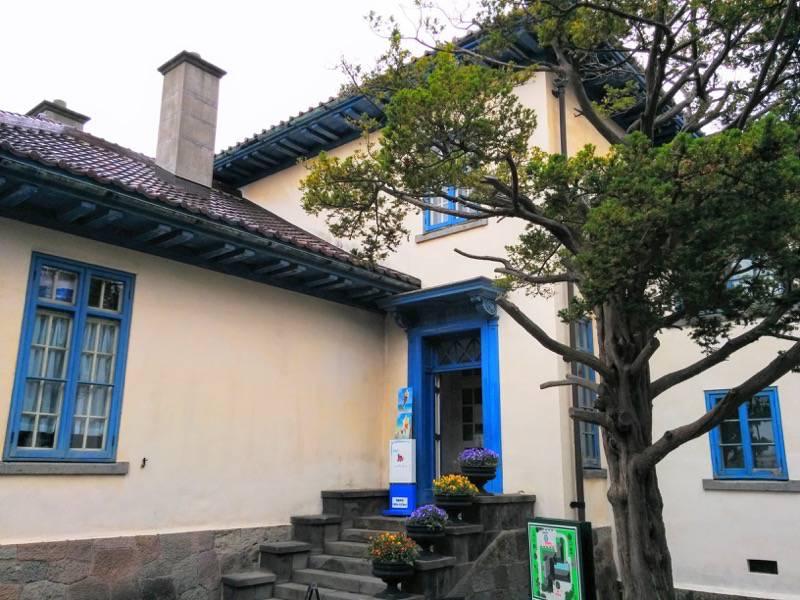 函館市旧イギリス領事館 外観5