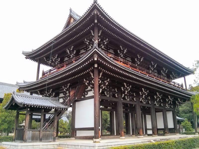東福寺 三門4