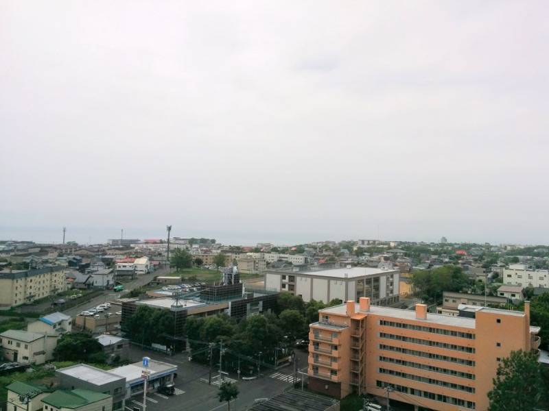 釧路市生涯学習センター 展望台 西側1