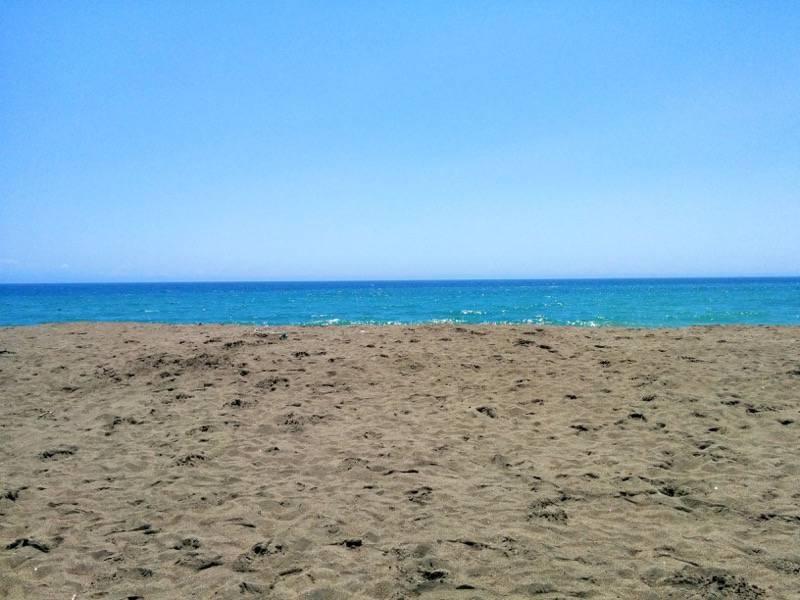一文字の近くの海岸3