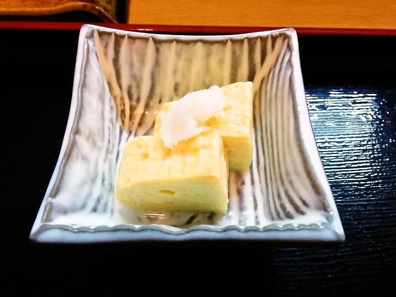 兼平鮮魚店 中洲川端店 玉子焼き