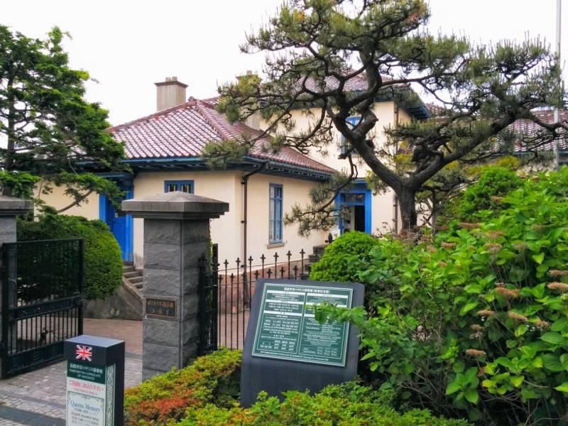 函館市旧イギリス領事館 外観3