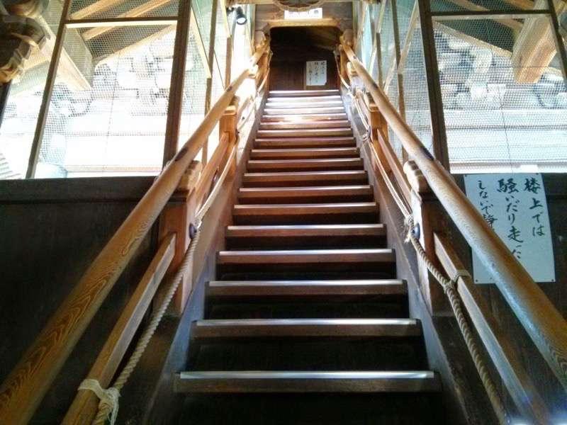 南禅寺 三門の階段