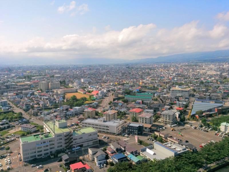 五稜郭タワー 景色5