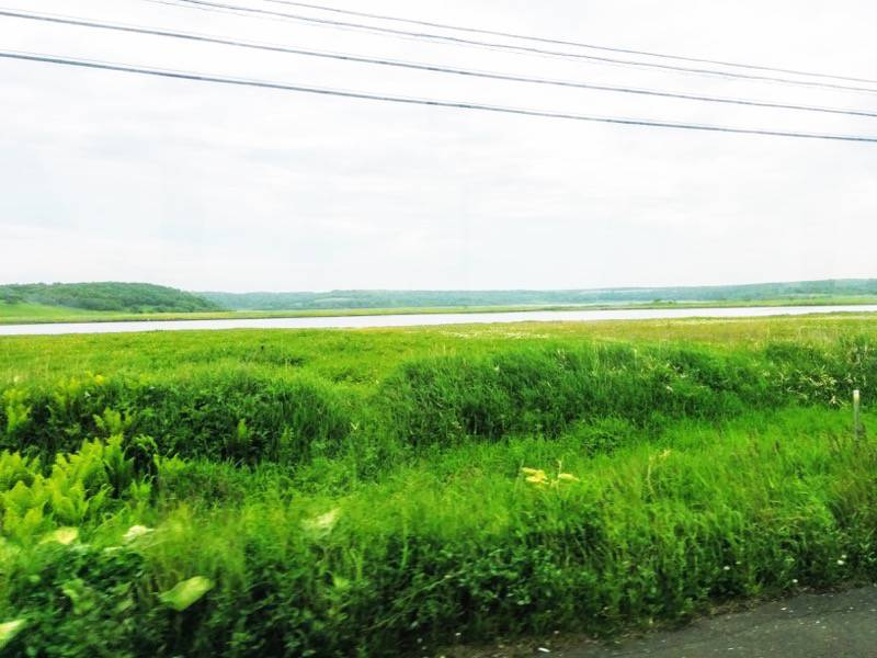 根室 納沙布岬間の景色3