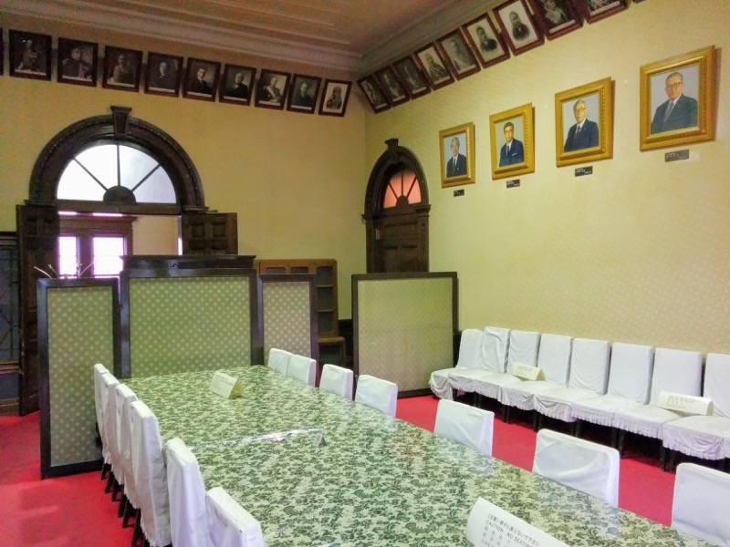 北海道庁旧本庁舎 二階記念室3