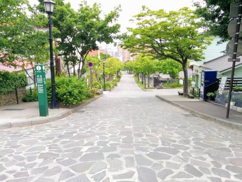 函館元町エリア 大三坂1
