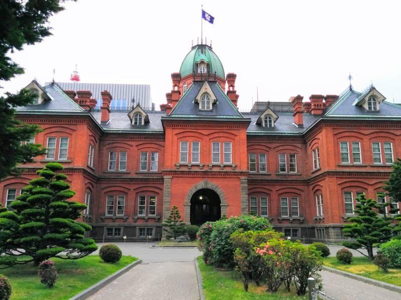 北海道庁旧本庁舎 外観4