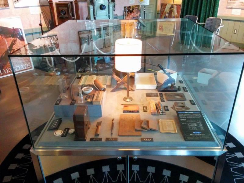 旧函館支庁庁舎 2F函館市写真歴史館15