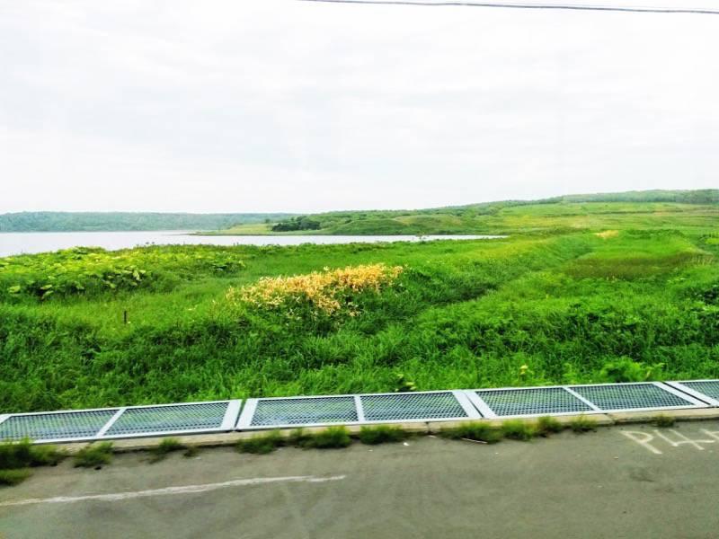 根室 納沙布岬間の景色4