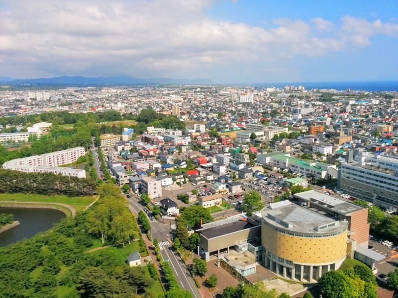 五稜郭タワー 景色4