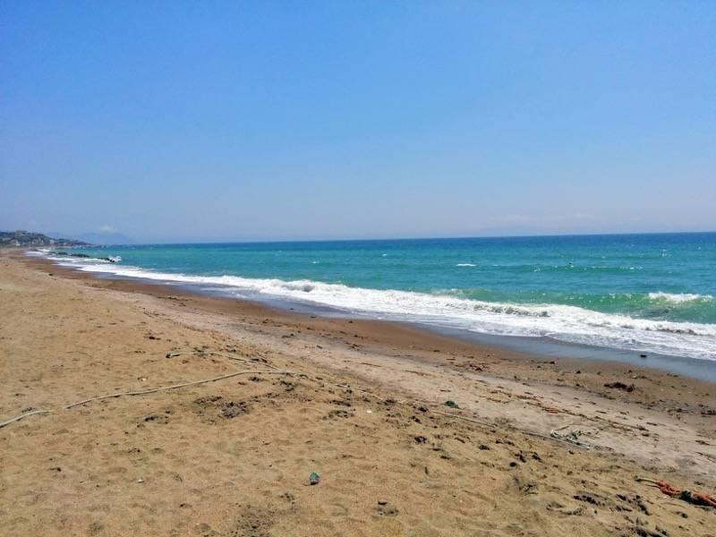 一文字の近くの海岸2