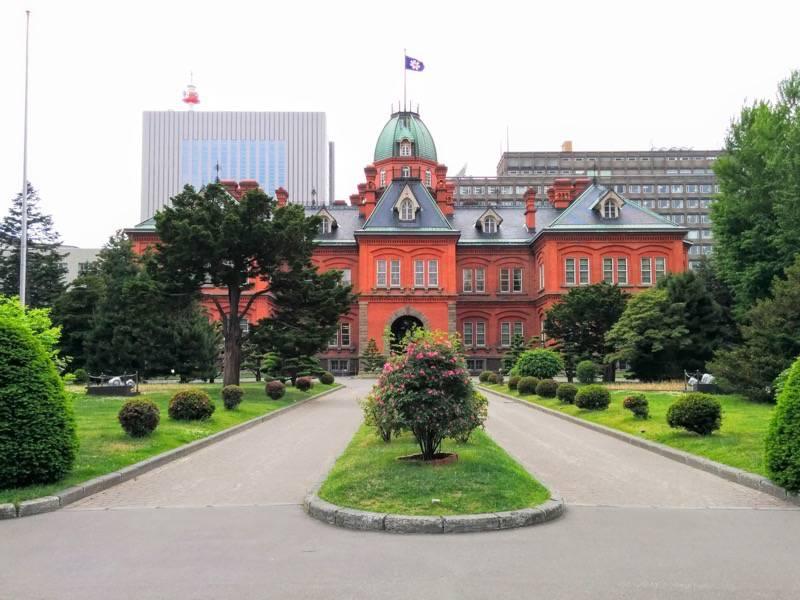 北海道庁旧本庁舎 外観3