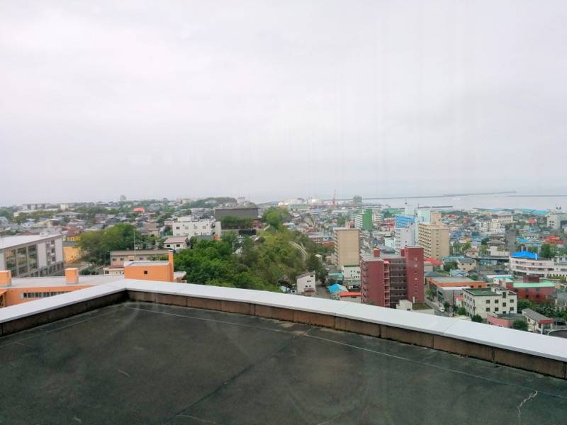 釧路市生涯学習センター 展望台 西側3
