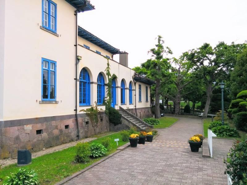 函館市旧イギリス領事館 ガーデン11