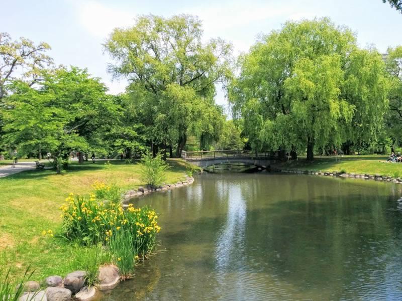 中島公園 園内風景20