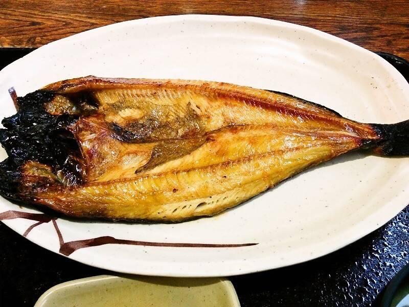 柿崎商店 ホッケ1