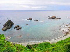 積丹岬−島武意海岸