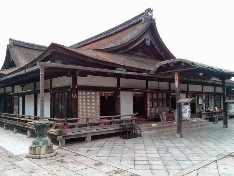 東寺 御影堂1