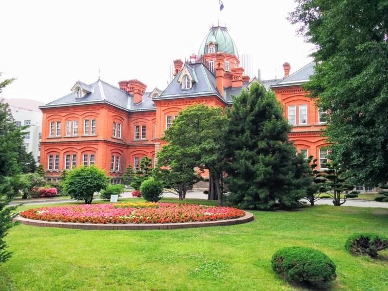 北海道庁旧本庁舎 外観6
