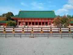 平安神宮-大極殿