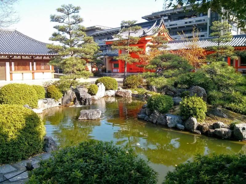 蓮華王院 庭園2