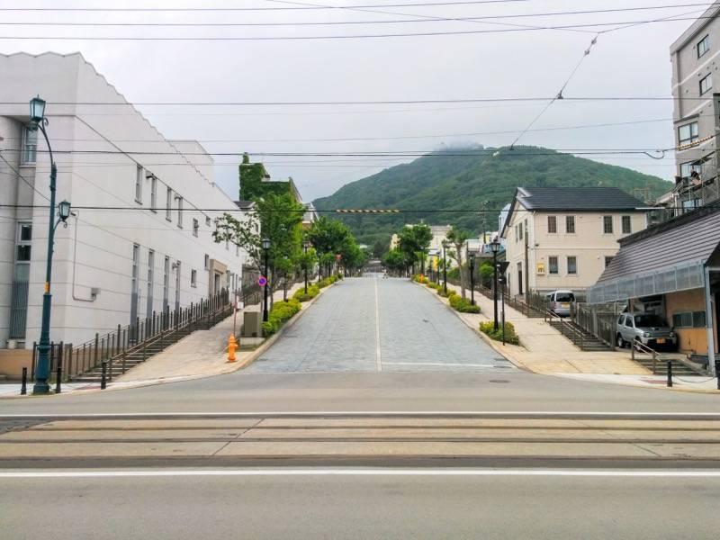 函館元町エリア 八幡坂2