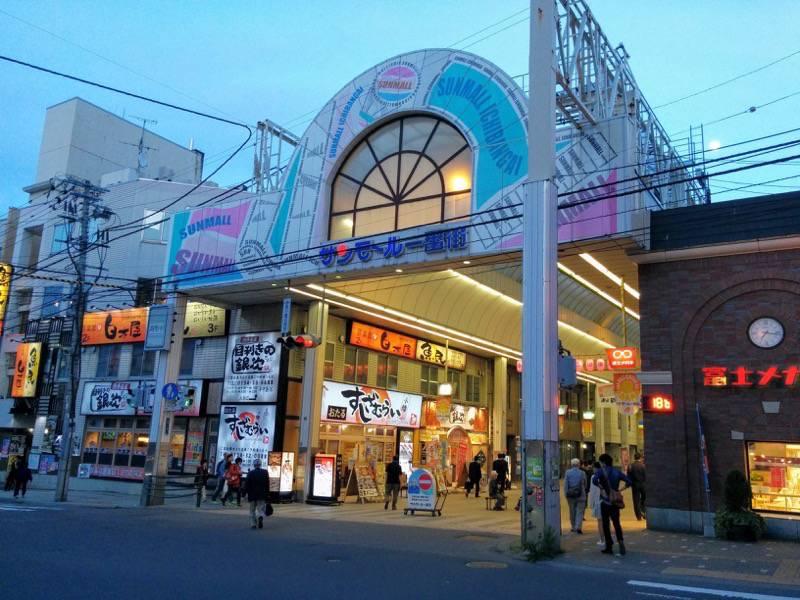小樽 サンモール一番街1