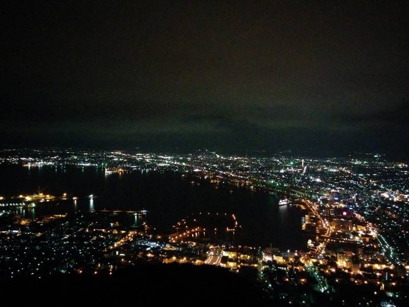 函館山 夜景左