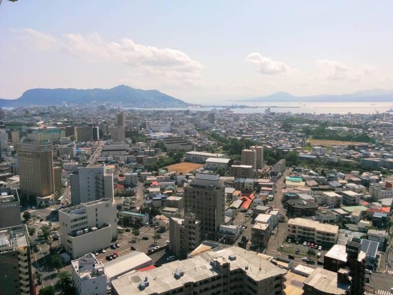五稜郭タワー 景色2